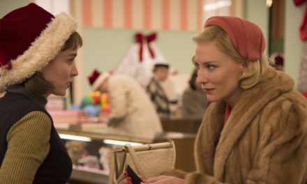 'Carol' Gazes At An Immaculately Crafted Love Story