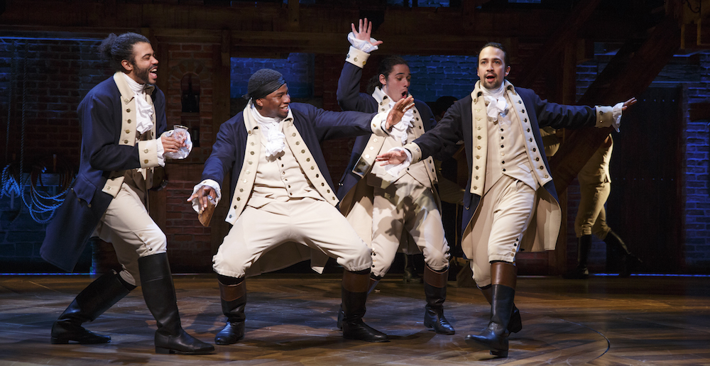 'Hamilton': Hip-Hop Musical Illuminates Narrative Storytelling