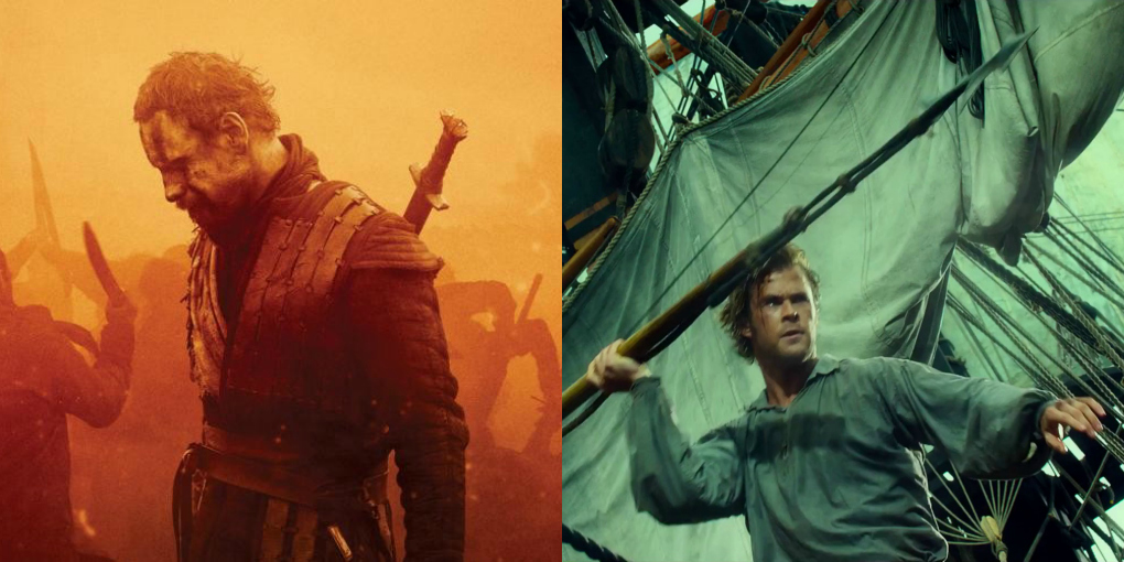 Looks Aren't Everything: 'Macbeth' and 'In the Heart of the Sea'