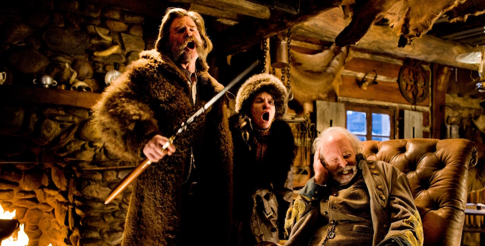 'The Hateful Eight' Burns With Tension, Psychological Warfare