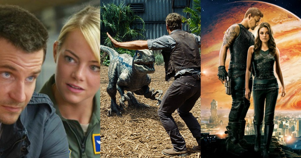 The Most Disappointing Films of 2015