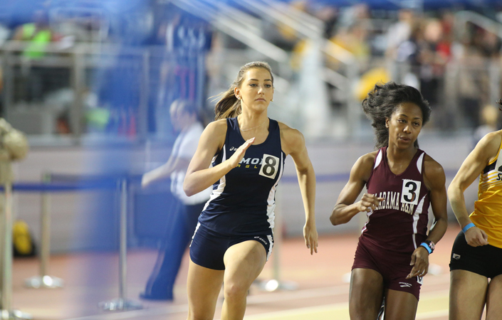 Track Competes at Tiger Invitational