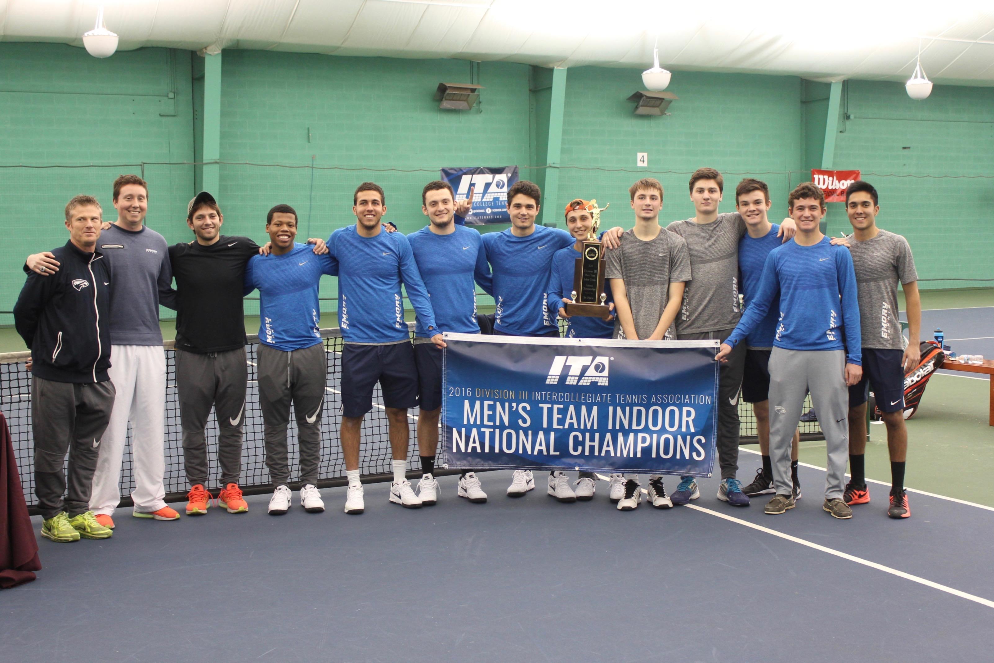 Tennis Wins ITA National Indoor Championships