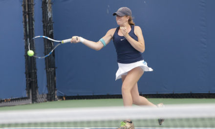 Women's Tennis begins Season with a pair of wins