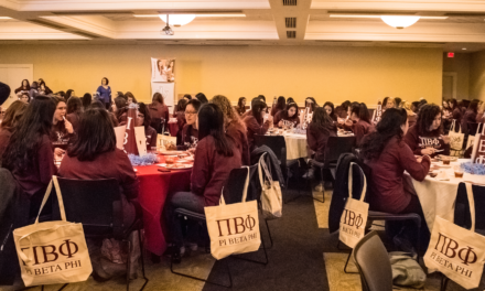 Emory Pi Phi Welcomes New Members