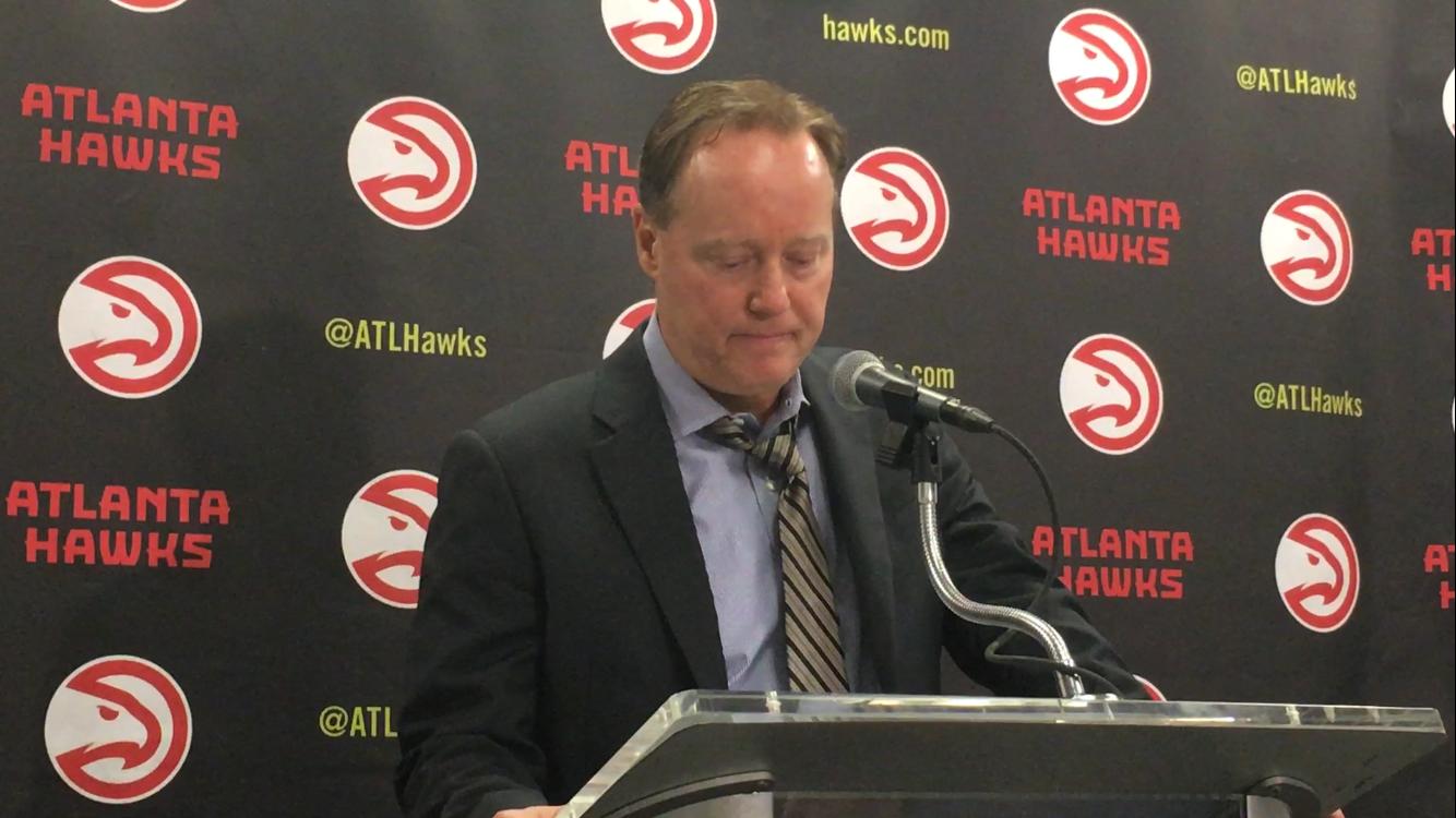 Hawks Lose to Weakened Heat Team 115-111