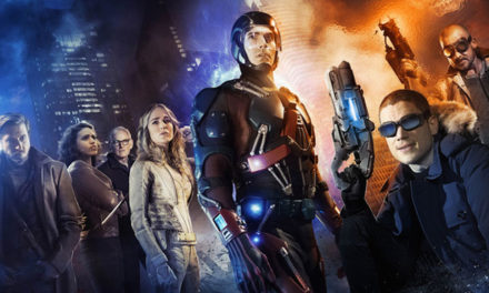 'Legends of Tomorrow' Off To A Shaky Start
