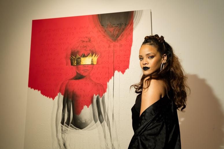Rihanna's 'ANTI' Shows Vulnerability, Tenderness