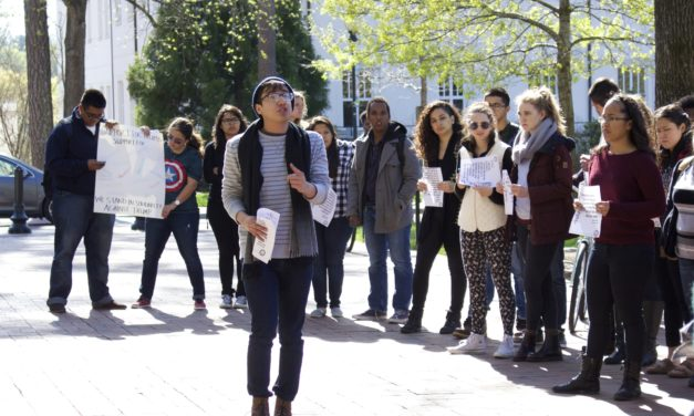 Emory Students Express Discontent With Administrative Response to Trump Chalkings
