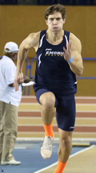 Emory nearly misses at UAA Championships
