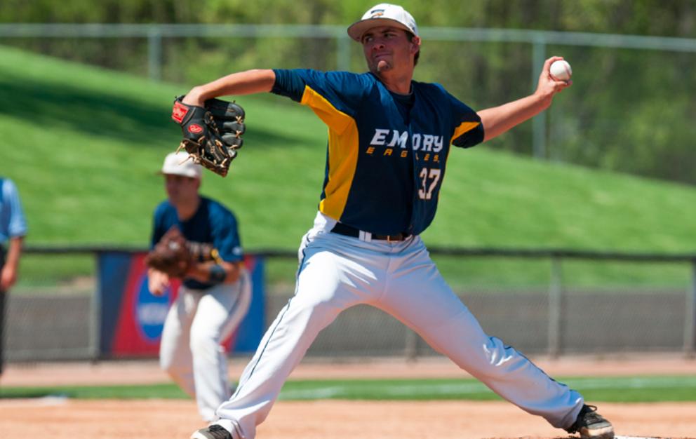Emory Baseball Nearly Misses UAA Championship