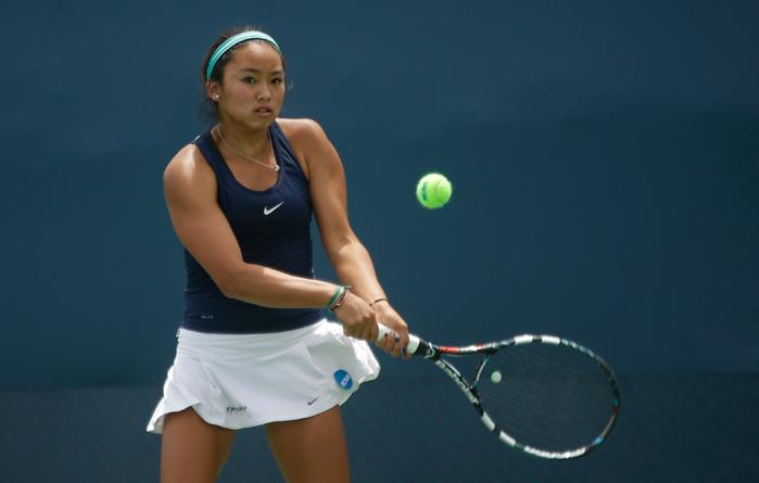 Women's Tennis Split D-I Road Trip