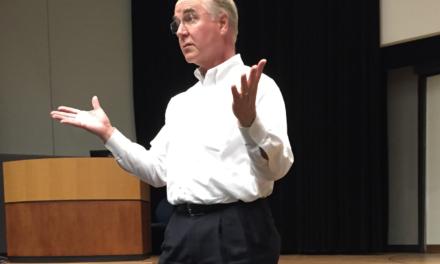Congressman Tom Price Talks Trump, Conservatism on Campus