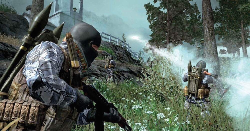 'Call of Duty 4': The Evolution of Multiplayer