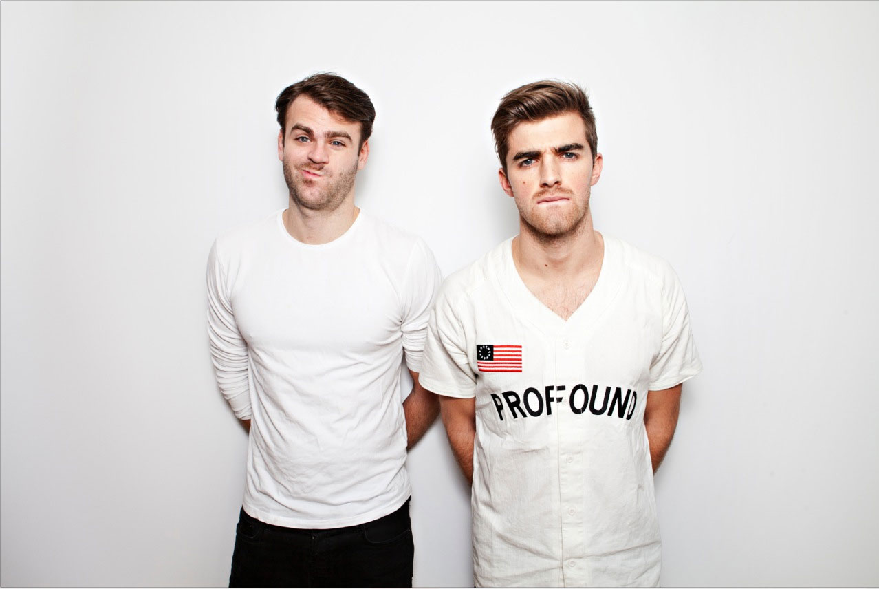 The Chainsmokers to Headline Dooley's Week