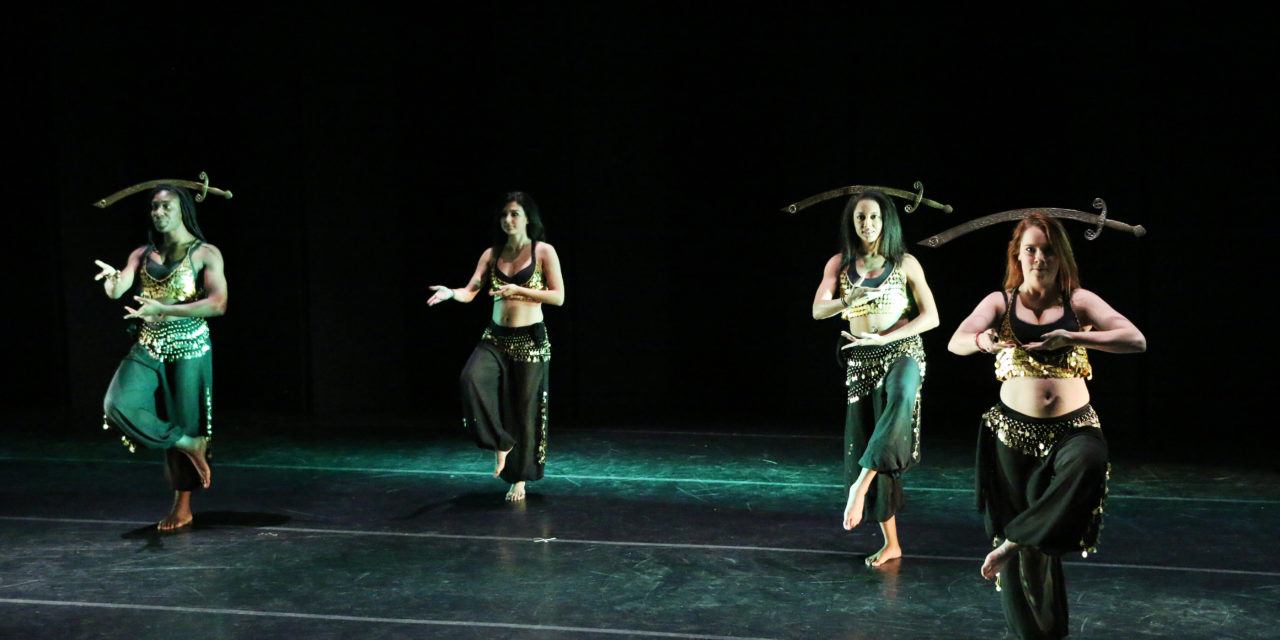 AHANA Dance's 'A Shortcut to Happiness' Emanates Culture, Passion