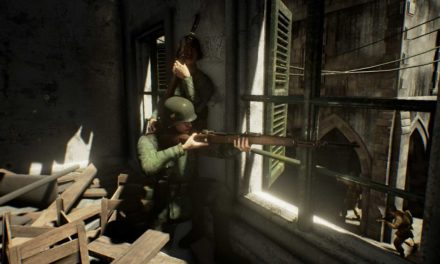'Battalion 1944:' Return of the Simplistic
