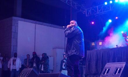 DJ Khaled 'Blesses' Emory Students