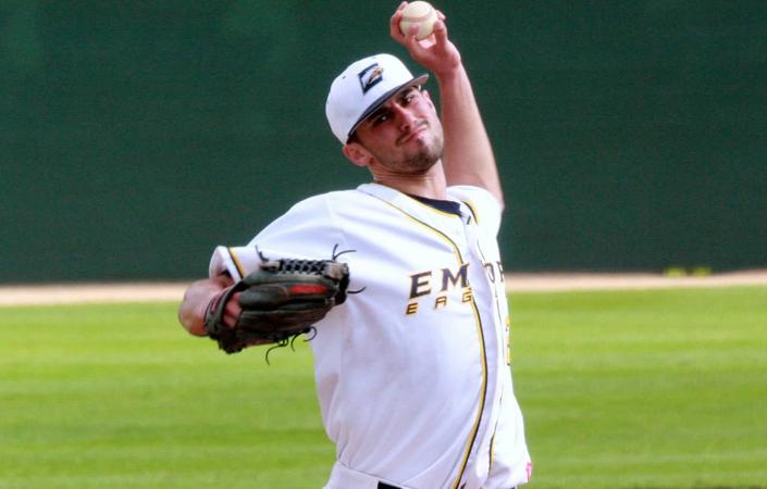 Baseball Sweeps NC Wesleyan
