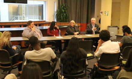 Administrators Address Campus Life Center, Strategic Plan, CAPS Updates