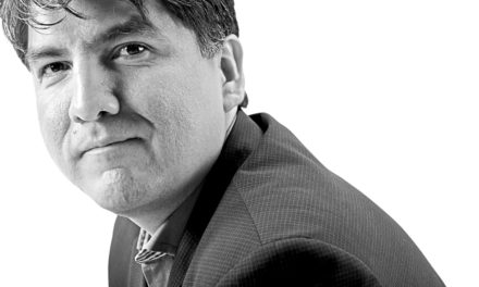 Sherman Alexie Talks Writing Boldly, Reflects on Grief
