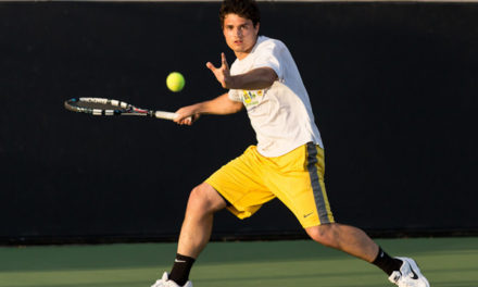 Tennis Blanks Washington and Lee