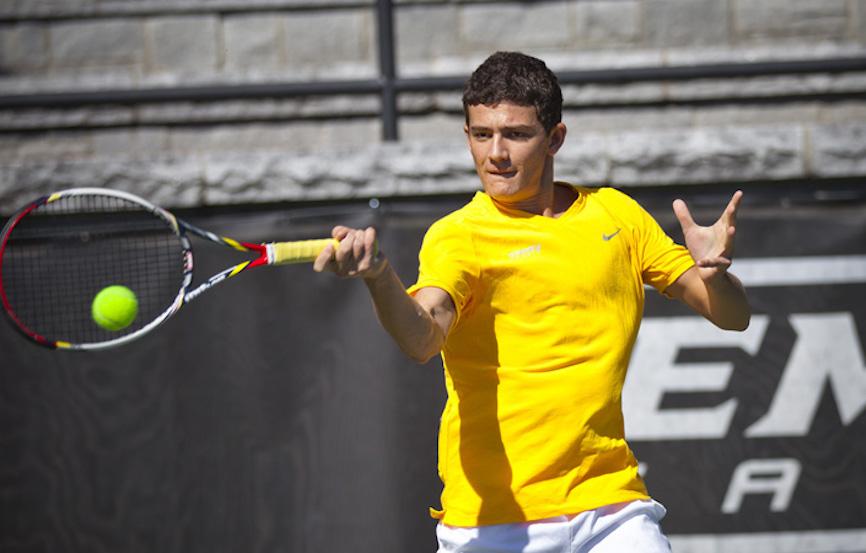 Men's Tennis Wins UAA Championship | The Emory Wheel