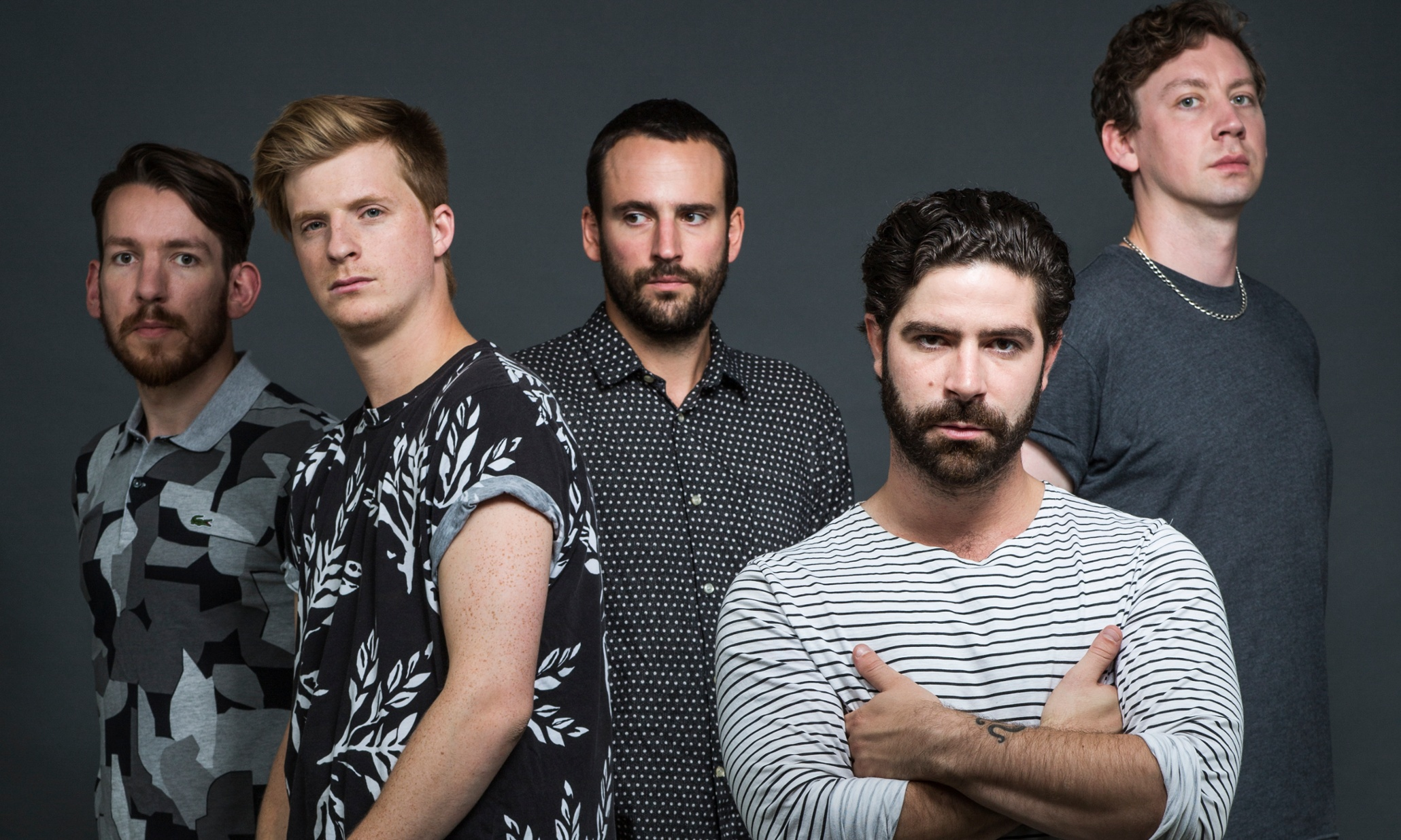Foals  A Delicate Balance of Thunder