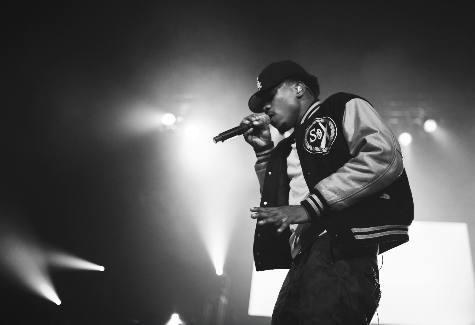 Chance The Rapper Turns Over a New Leaf with 'Coloring Book'