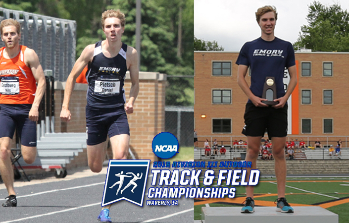 Pietsch Wins National Championship, 6 Eagles Named All-Americans