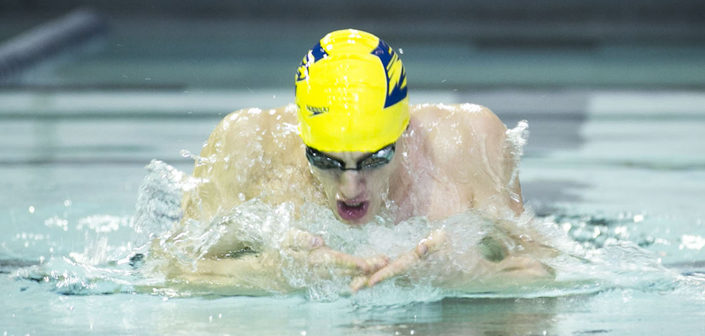 Emory Influence Stays with Andrew Wilson, Olympic Trials Begin