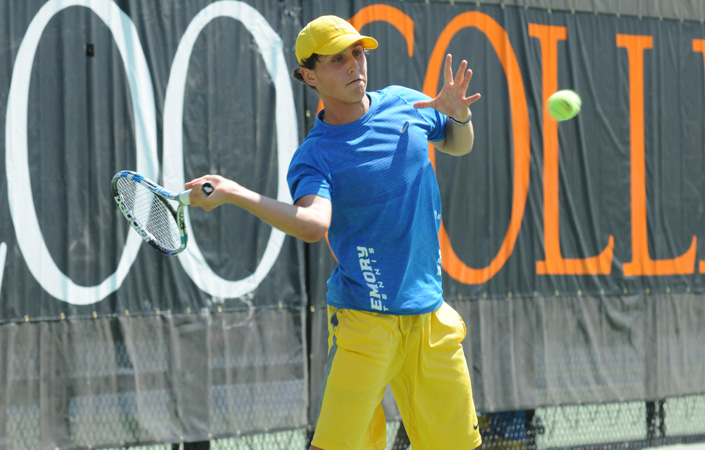Young Talent of Emory Tennis Exceeds Expectations