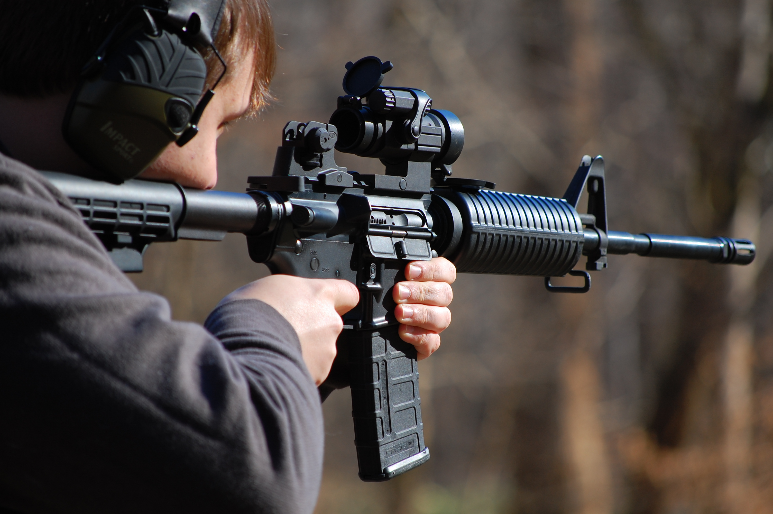 The Need to Reform Assault Rifle Ownership … and Congress