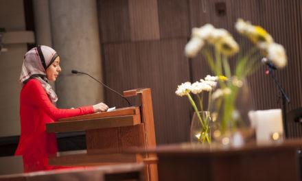 Vigil Honors Lives of Emory Dhaka Victims