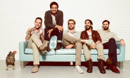 Young the Giant's 'Home of the Strange' is Unique, Honest