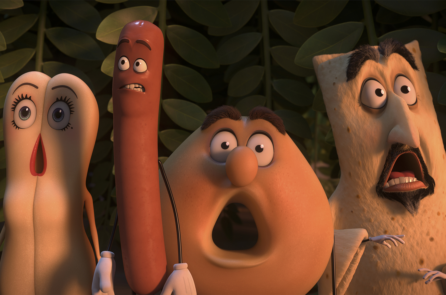 'Sausage Party' is a Mixed Bag of Comedy Treats