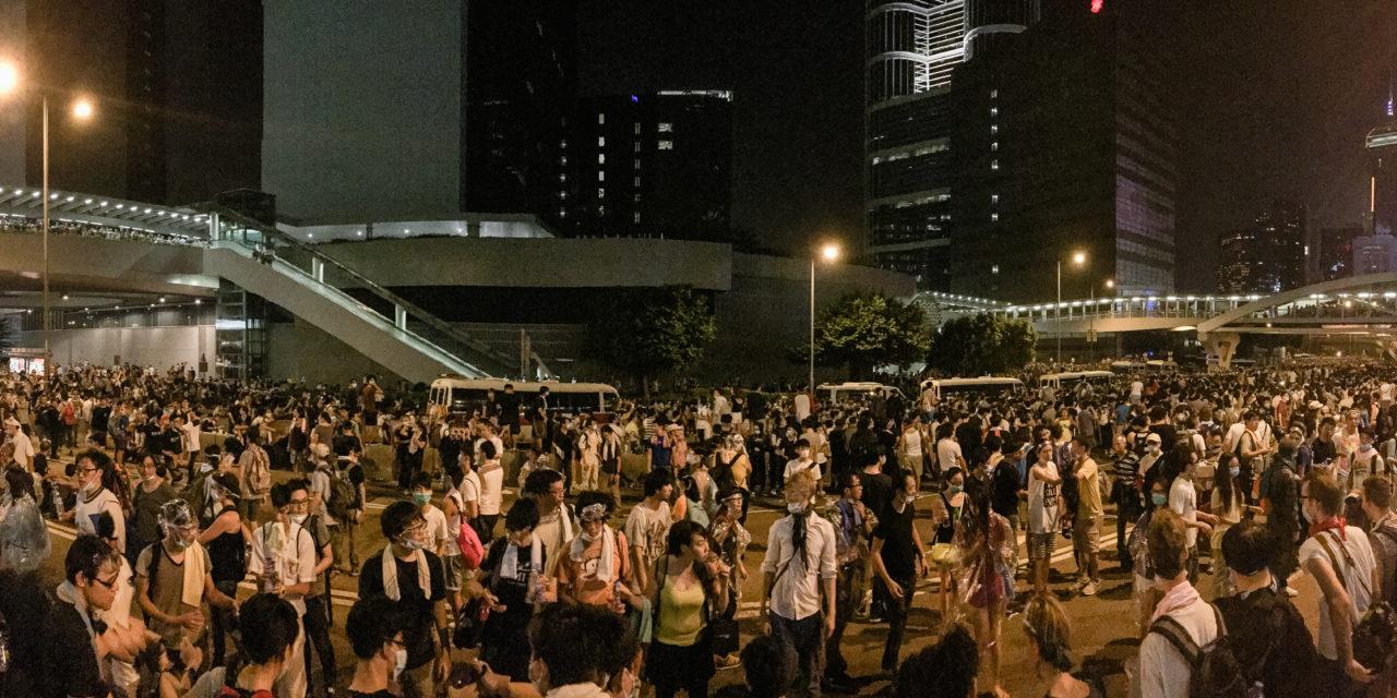 Hong Kong Youth Vote Paradigm