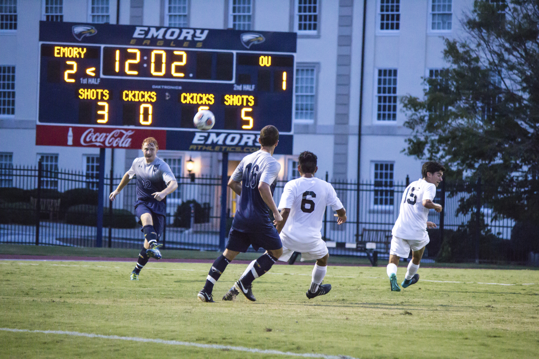 Men's Soccer Has First Perfect Weekend