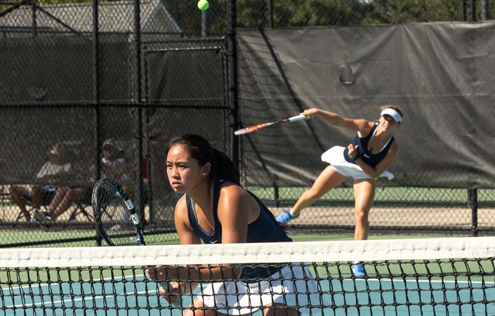 Women's Tennis Dominates Weekend ITA Tournament