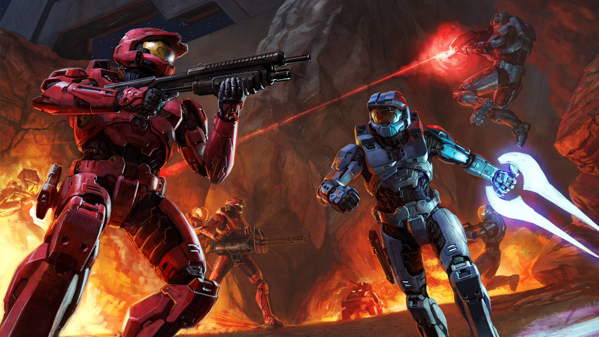Red Vs Blue Grew Up With Its Viewers The Emory Wheel