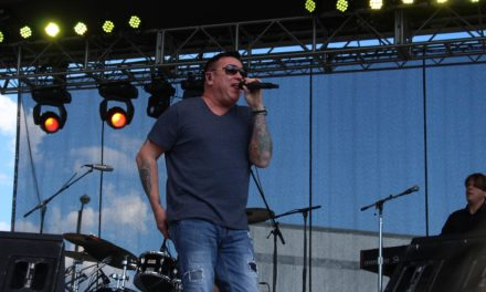 Smash Mouth Tries to Escape 'Shrek' at Alumni Concert