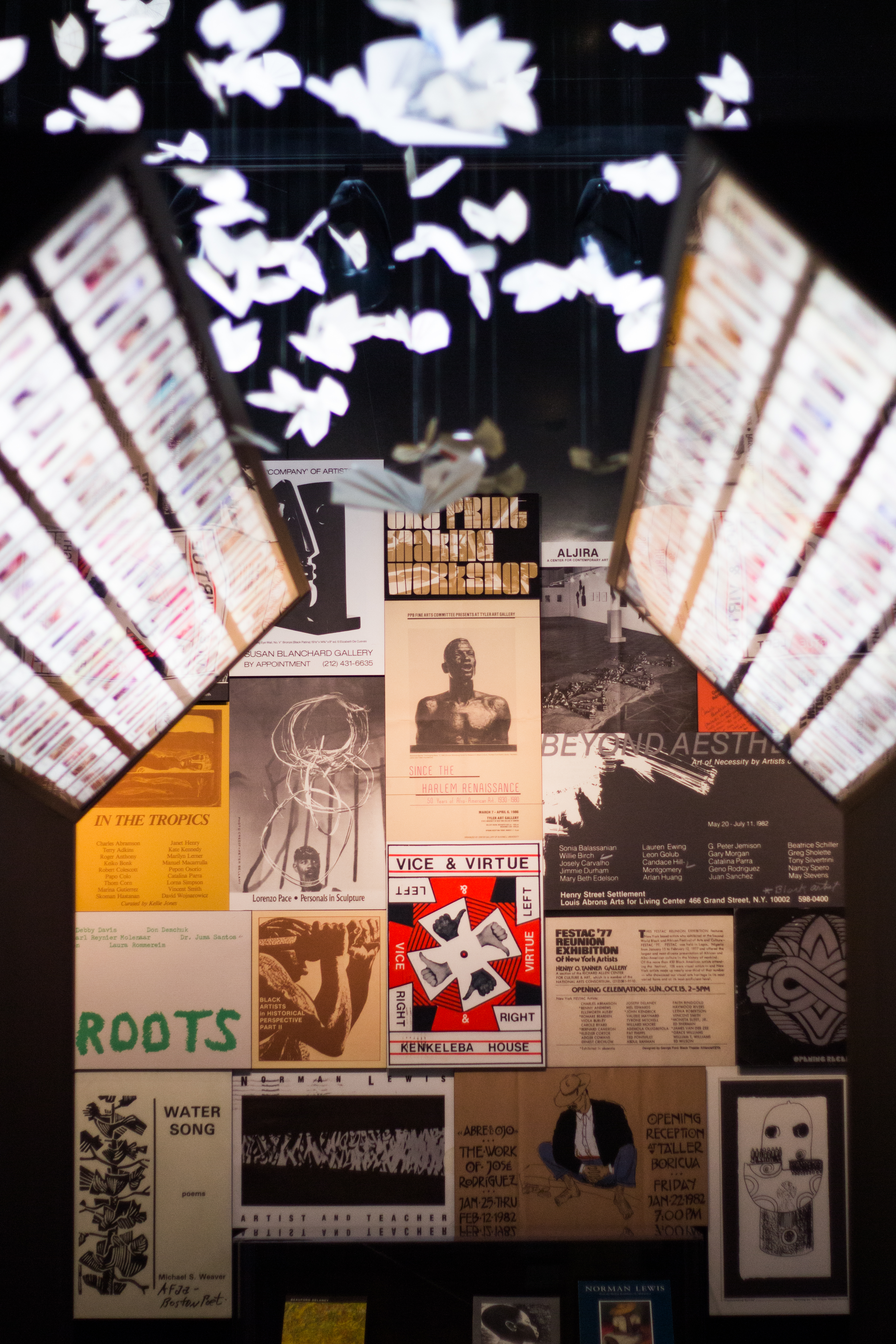 Rose Library Opens African American Art Exhibit