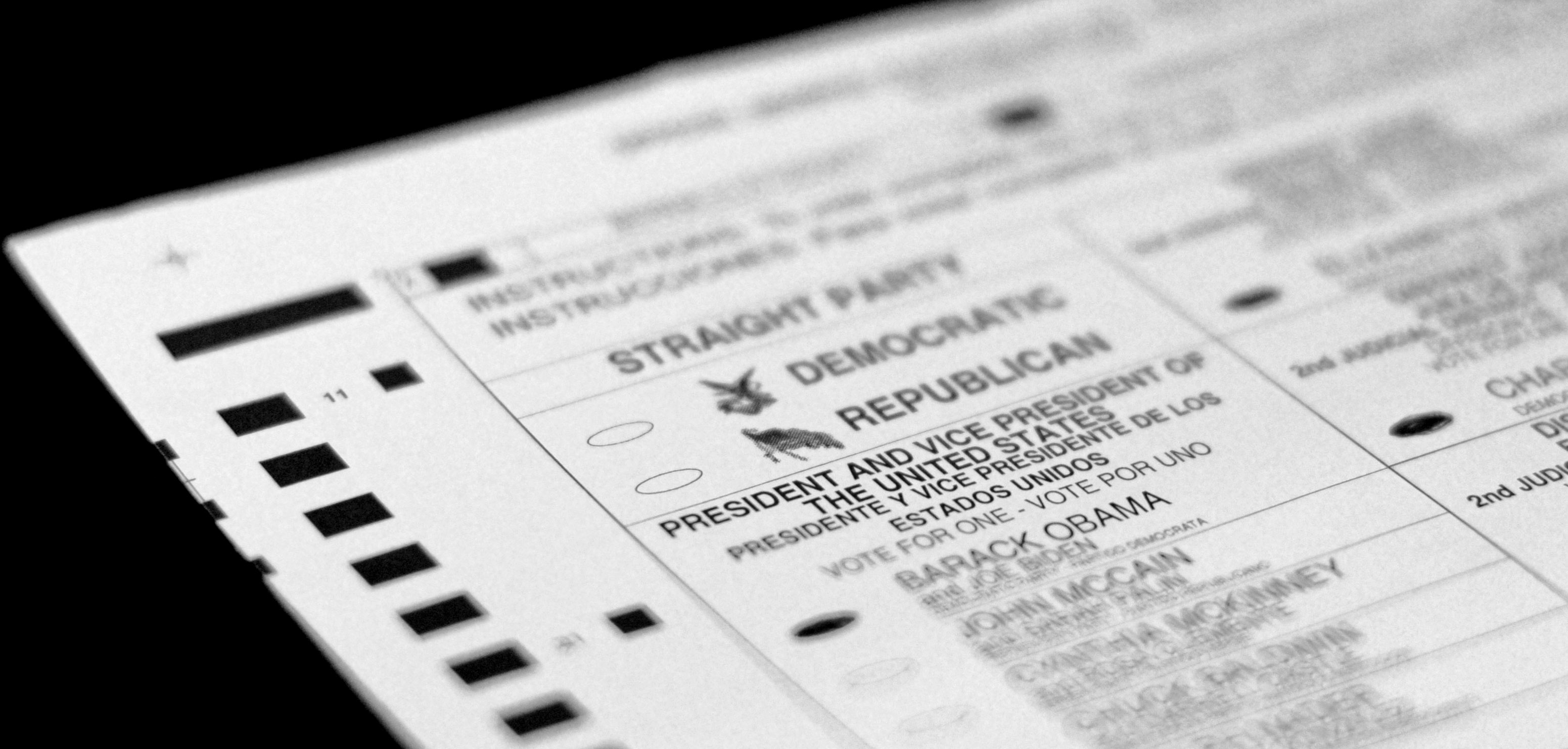 The Negative Effects of Straight-Ticket Voting