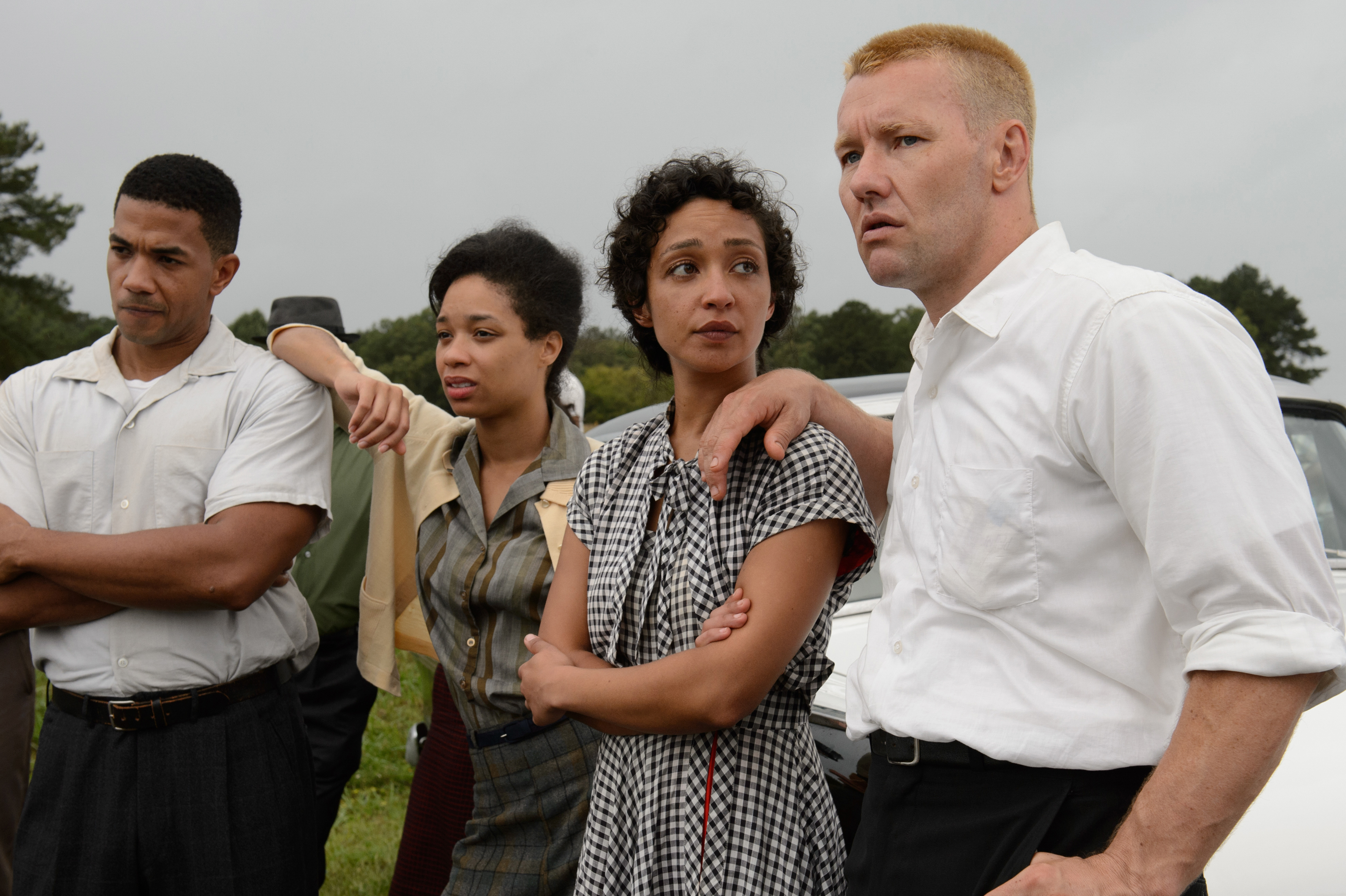 'Loving' Revives Social Issues from the Past