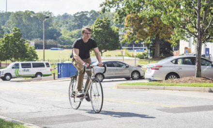Students Address Bike Culture on Campus