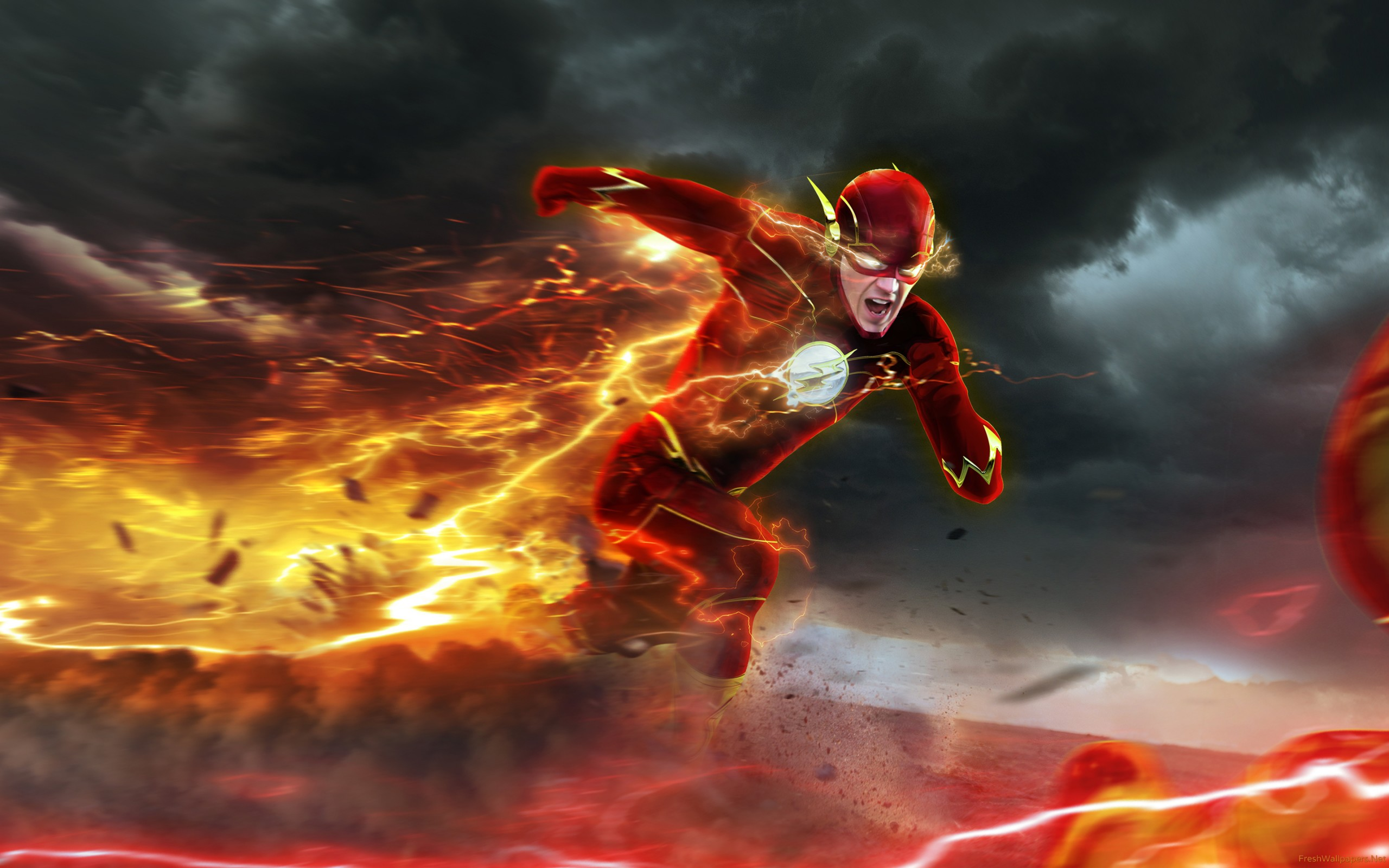 Season Three of 'The Flash' is Dark, Rushed