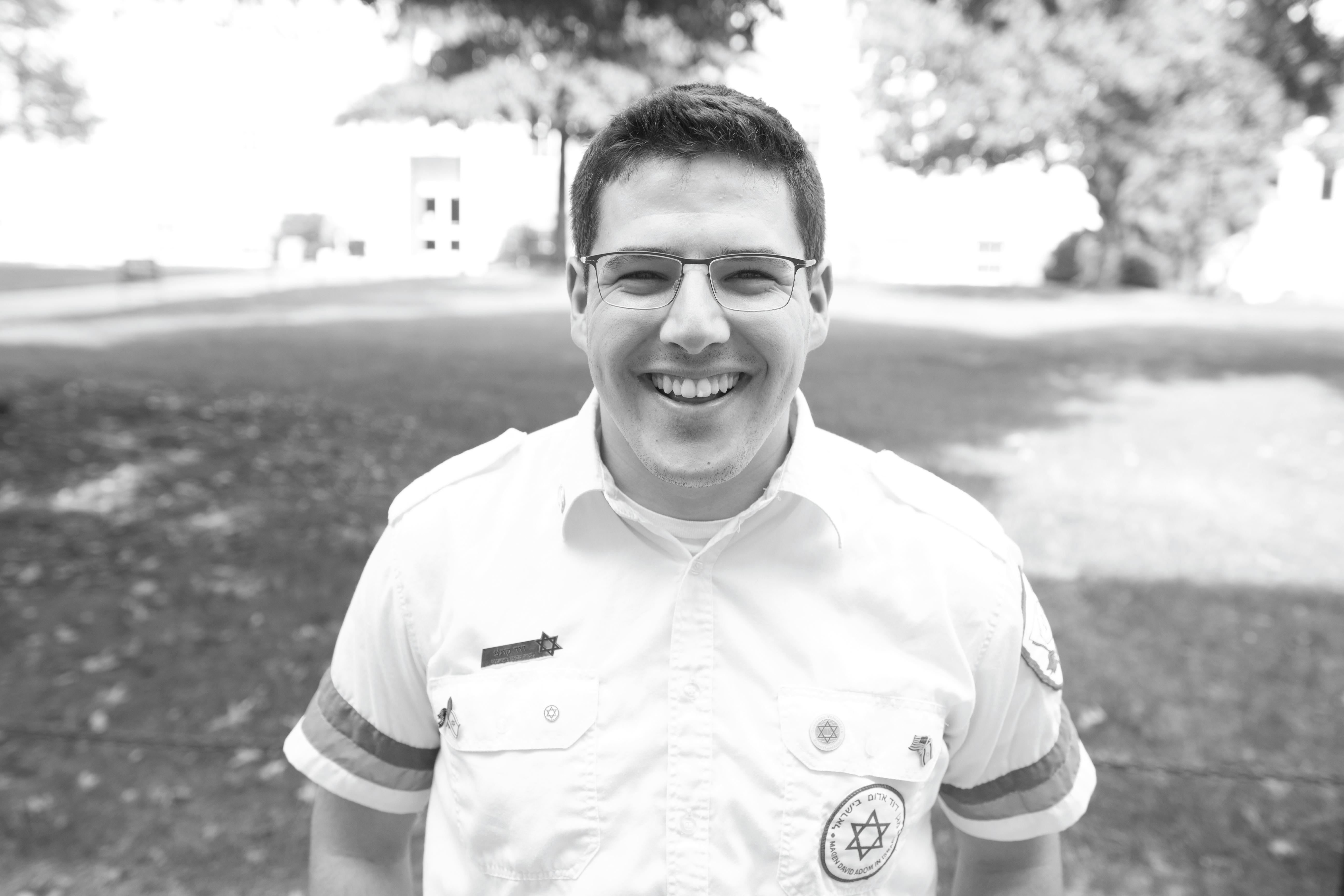 David Kulp, College freshman