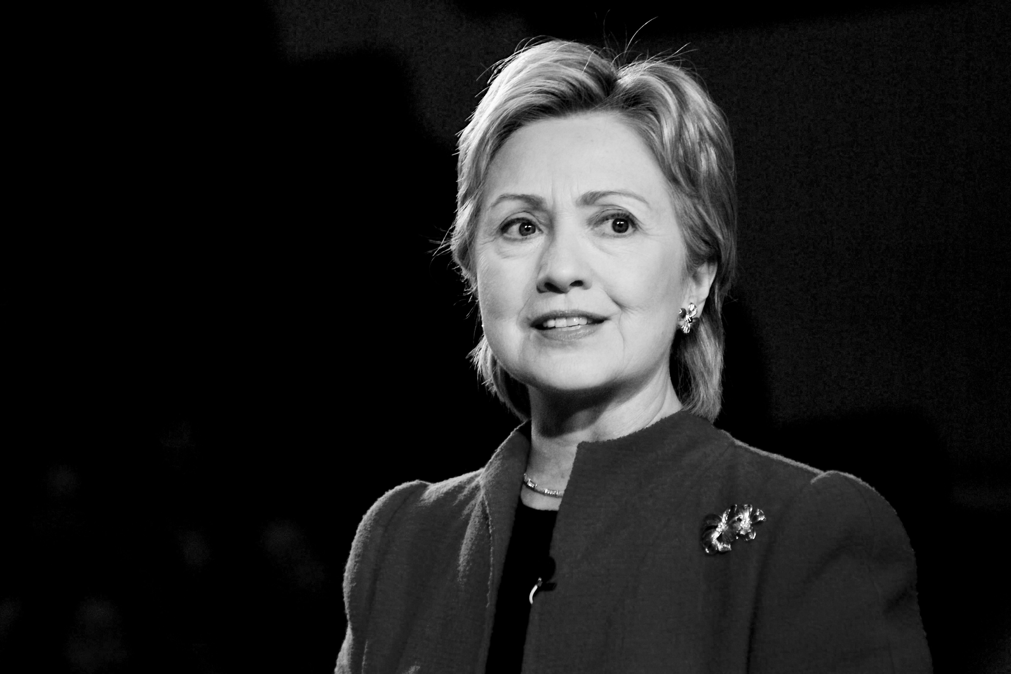 Poised and Practiced: Clinton for President