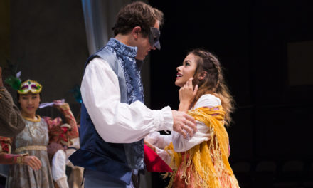 'Romeo & Juliet' Harnesses Beauty in Delicacy