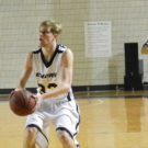 Senior forward Jim Gordon is one of four seniors on this year's team. Photo courtesy of Emory Athletics.